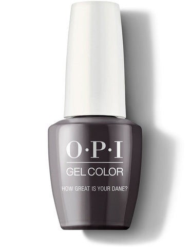 OPI GelColor - How Great is Your Dane? | OPI® - CM Nails & Beauty Supply