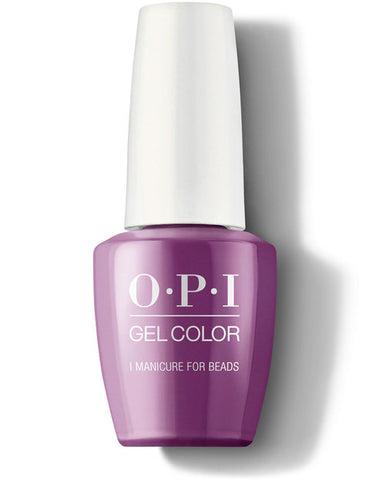 OPI GelColor - N54 I Manicure for Beads | OPI®