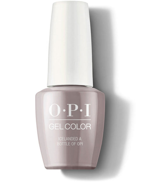 OPI GelColor - Icelanded a Bottle of OPI | OPI® - CM Nails & Beauty Supply
