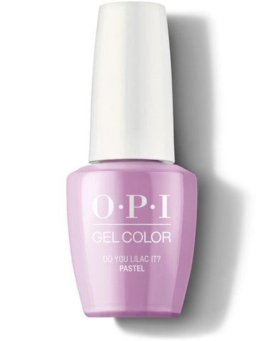 OPI GelColor - GC 102 Do You Lilac It? (Pastels) | OPI®