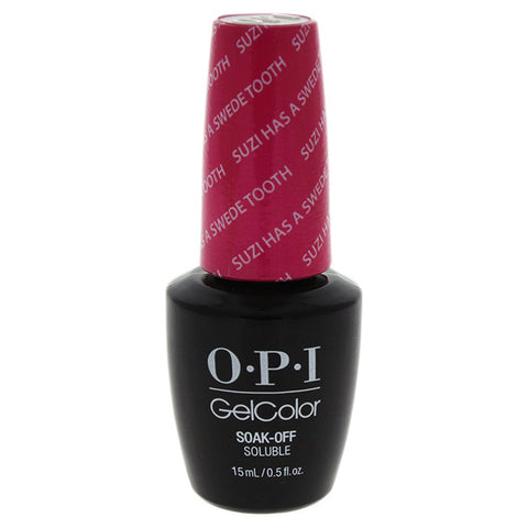 OPI GelColor - N46 Suzi Has A Swede Tooth | OPI®