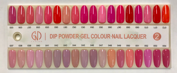 2-in-1 Nail Combo:  Gel & Lacquer #032| GND Canada®