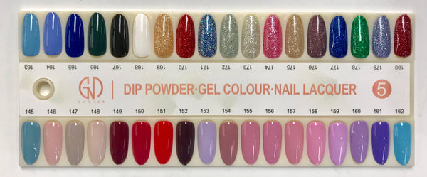 2-in-1 Nail Combo:  Gel & Lacquer #022 | GND Canada®