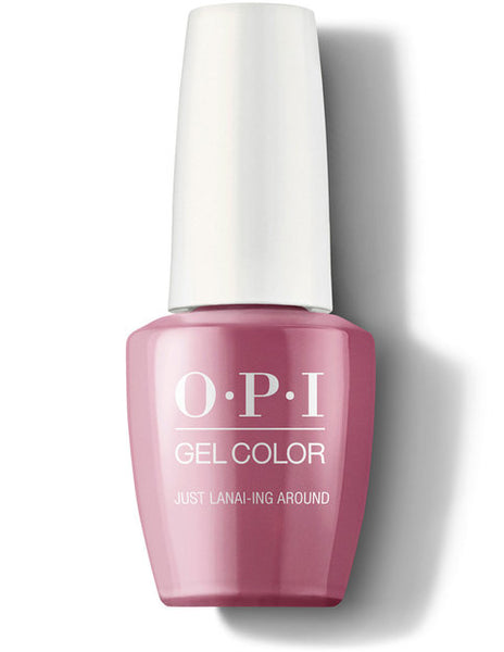OPI GelColor - Just Lanai-ing Around | OPI® - CM Nails & Beauty Supply