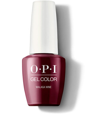 OPI GelColor - Malaga Wine | OPI® - CM Nails & Beauty Supply