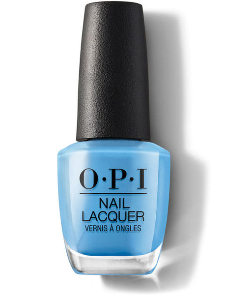 OPI Nail Lacquer - No Room For the Blues | OPI® - CM Nails & Beauty Supply