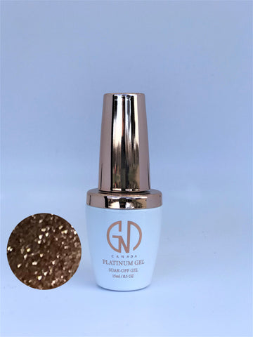 GND Platinum Gel #1 | GND Canada® - CM Nails & Beauty Supply