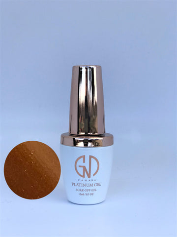 GND Platinum Gel #4 | GND Canada® - CM Nails & Beauty Supply