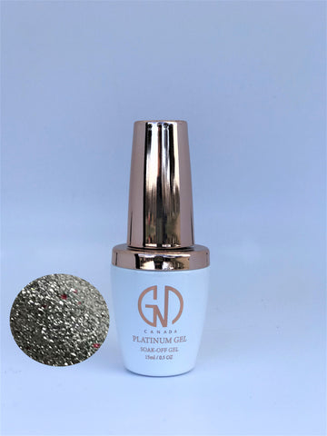 GND Platinum Gel #5 | GND Canada® - CM Nails & Beauty Supply