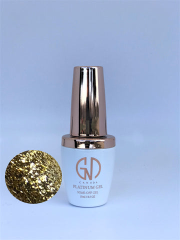 GND Platinum Gel #6 | GND Canada® - CM Nails & Beauty Supply