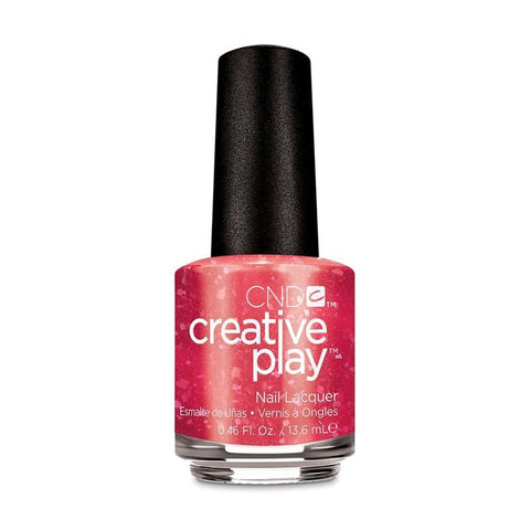 CND Creative Play Nail Polish - Revelry Red | CND - CM Nails & Beauty Supply