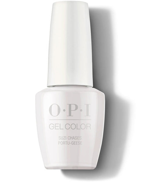 OPI GelColor - Suzi Chases Portu-geese | OPI® - CM Nails & Beauty Supply