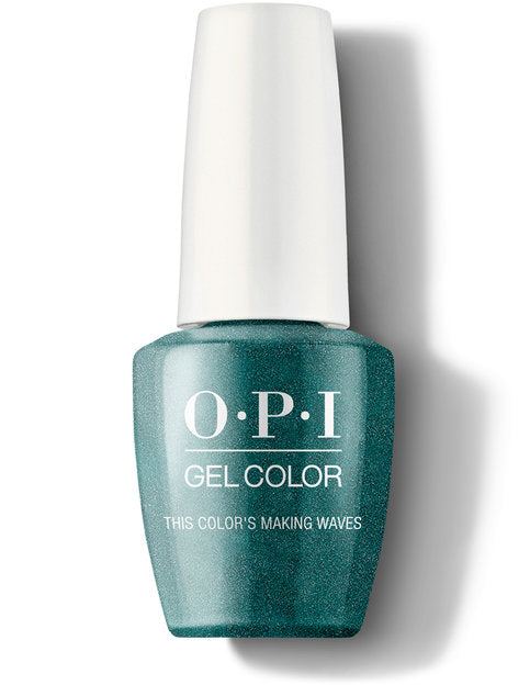 OPI GelColor - This Color's Making Waves | OPI® - CM Nails & Beauty Supply
