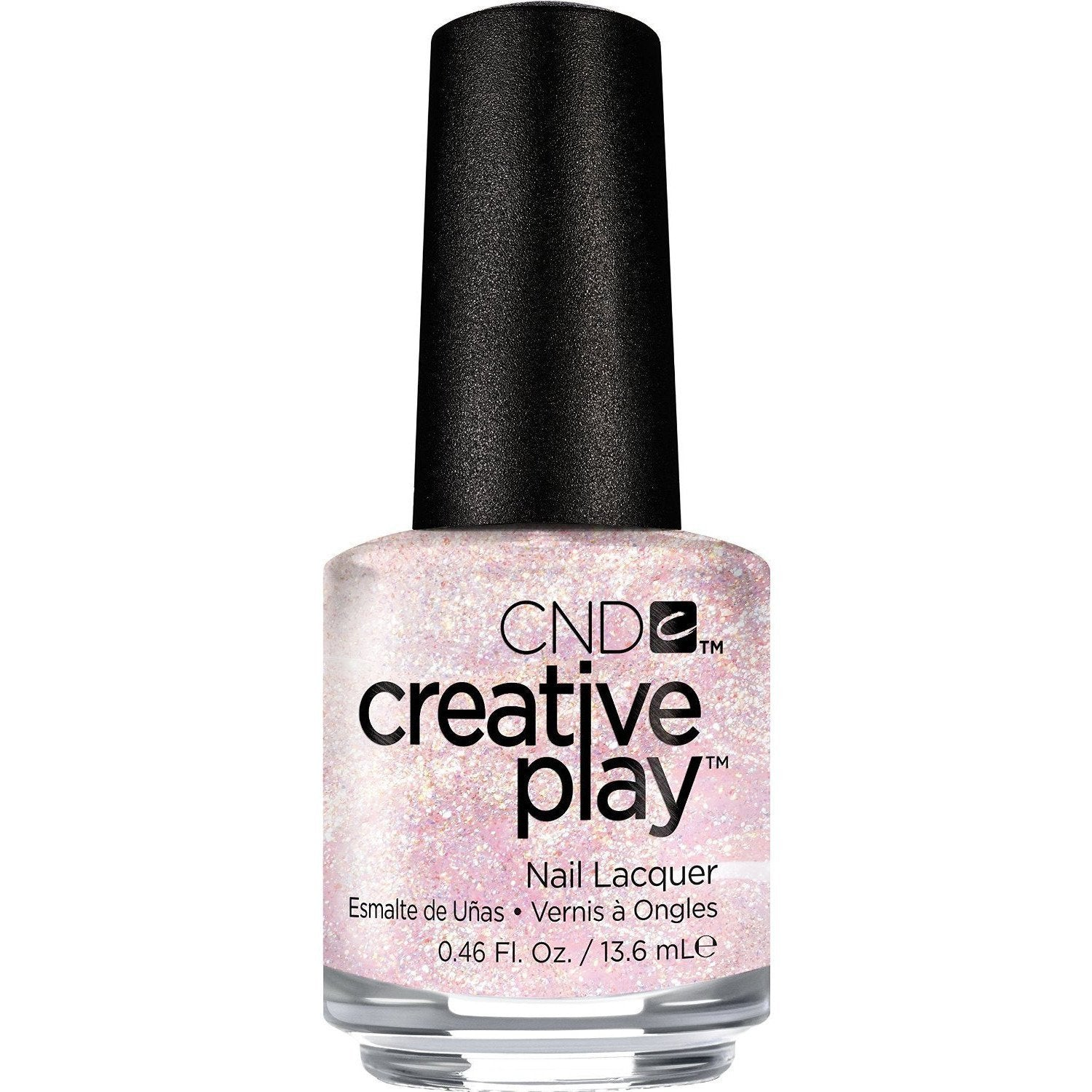 CND Creative Play Nail Polish - Tutu Be or Not To Be | CND - CM Nails & Beauty Supply