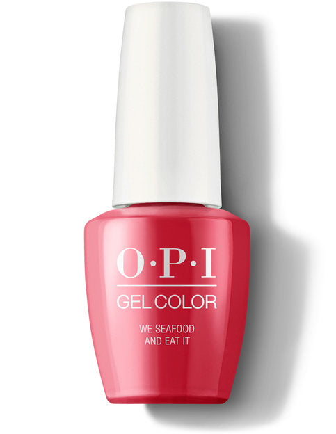 OPI GelColor - We Seafood and Eat It | OPI® - CM Nails & Beauty Supply