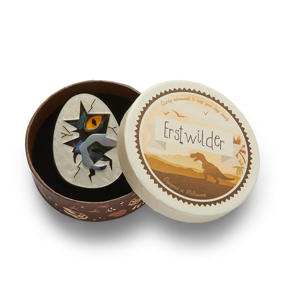 Erstwilder Life Finds A Way Brooch