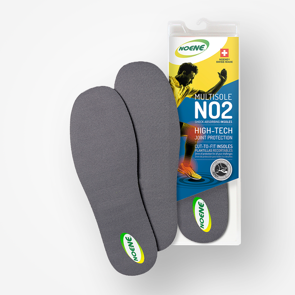 NOENE N02 Insoles | Anti-shock, for Sports Footwear
