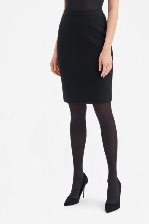 Skirt, Macadamia [black]