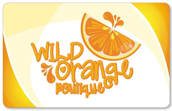 Wild Orange Boutique Gift Card