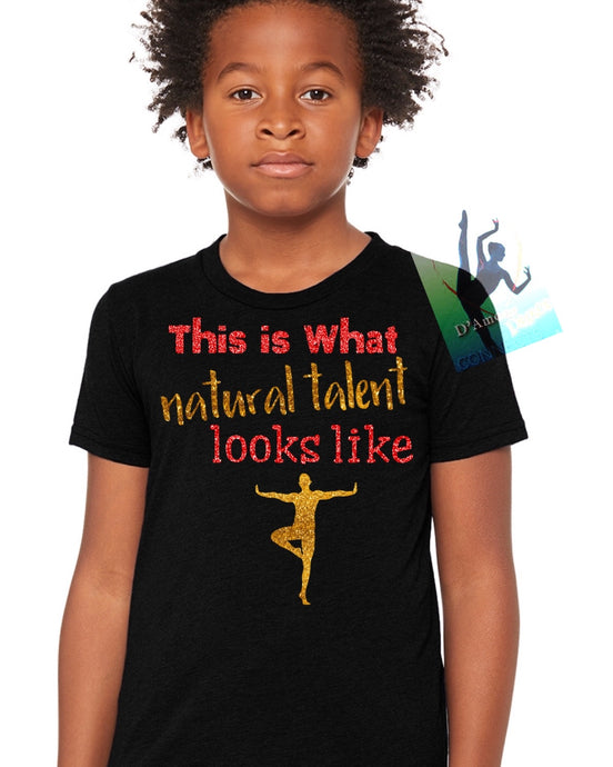 Natural Talent Tee