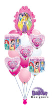 Load image into Gallery viewer, Disney Princess Birthday Bouquet