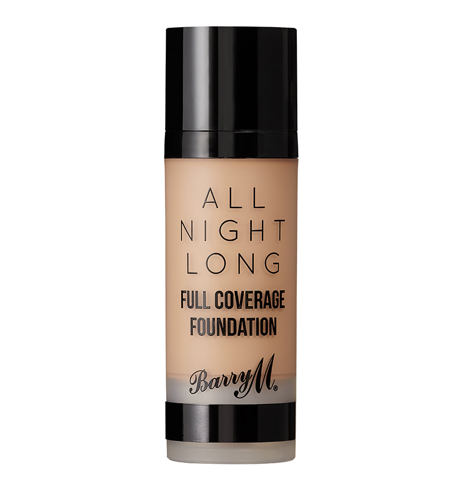 All Night Long Liquid Foundation Crumb
