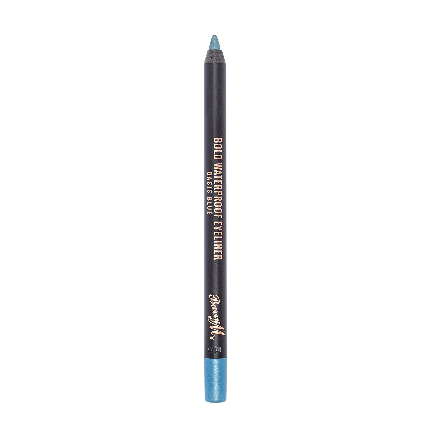 Bold Waterproof Eyeliner Oasis Blue