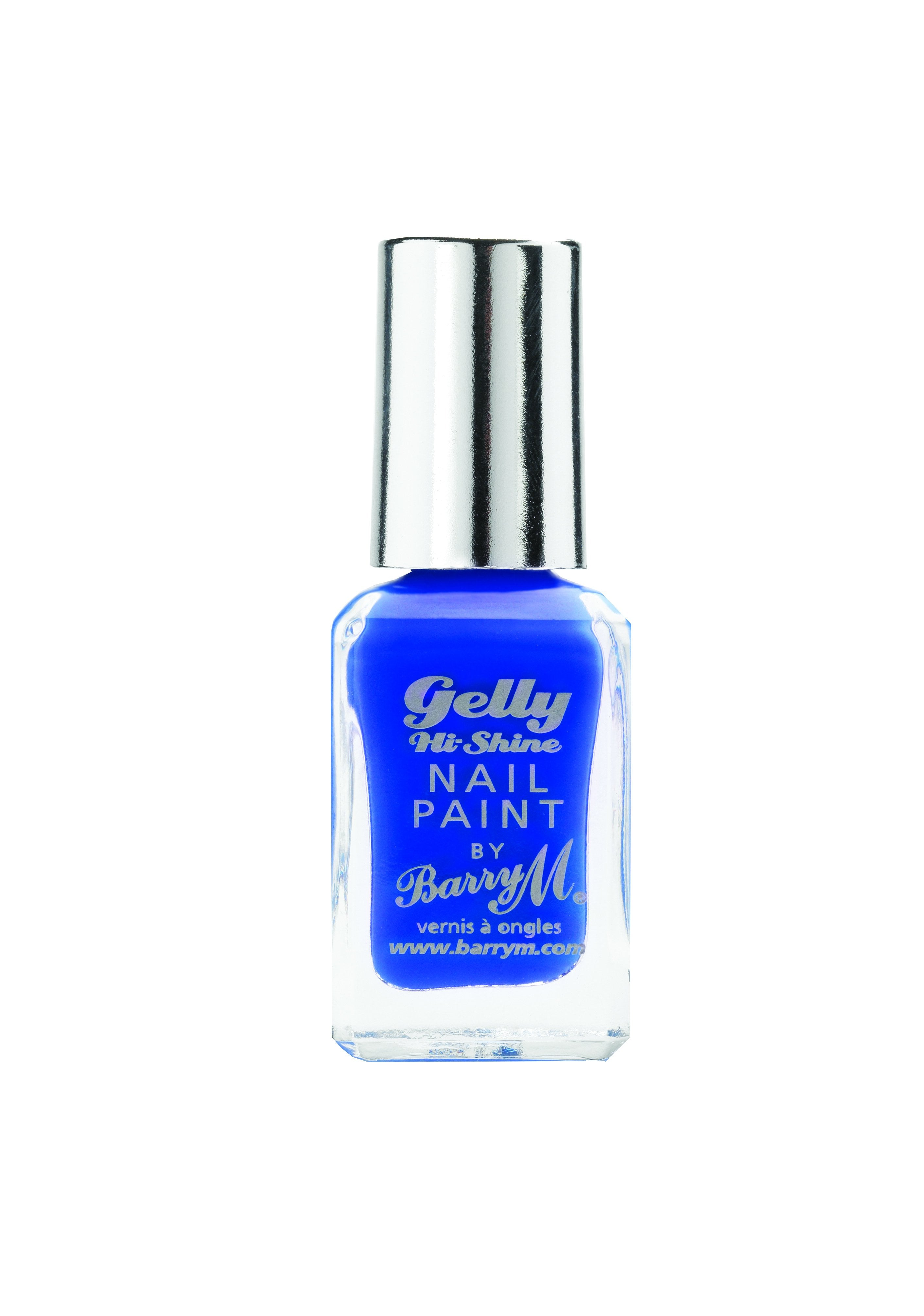 Gelly Hi Shine Nail Paint Damson