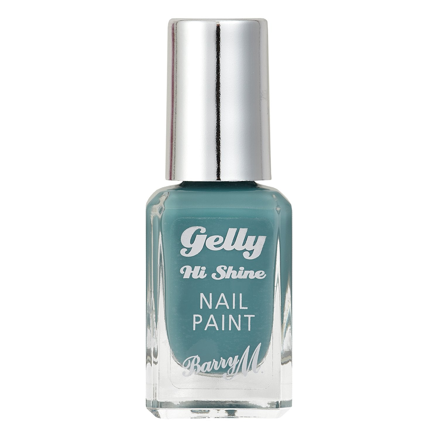 Gelly Hi Shine Nail Paint Spearmint