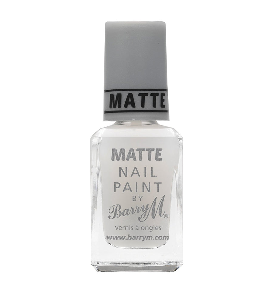 Matte Nail Paint Top Coat