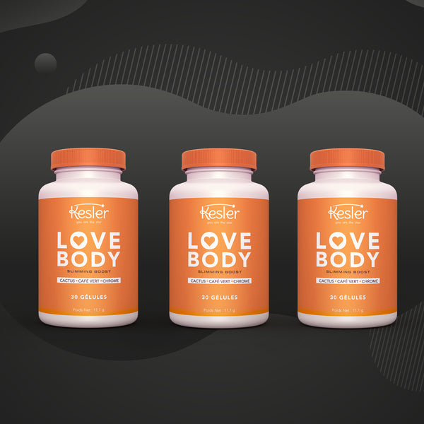 OFFRE BF 3 LOVE BODY – SLIMMING BOOST