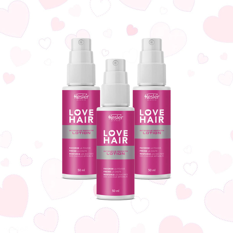 3 Love Hair - Lotion Anti Chutes