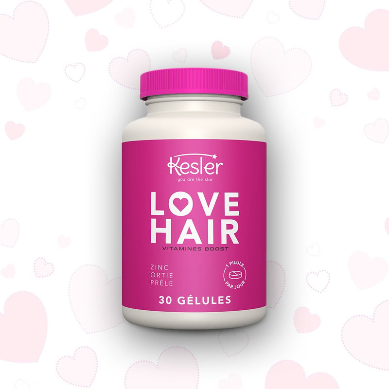 LOVE HAIR - 1 Mois