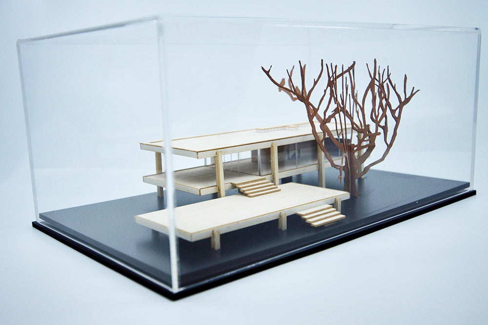 Farnsworth House, Model Landmarks