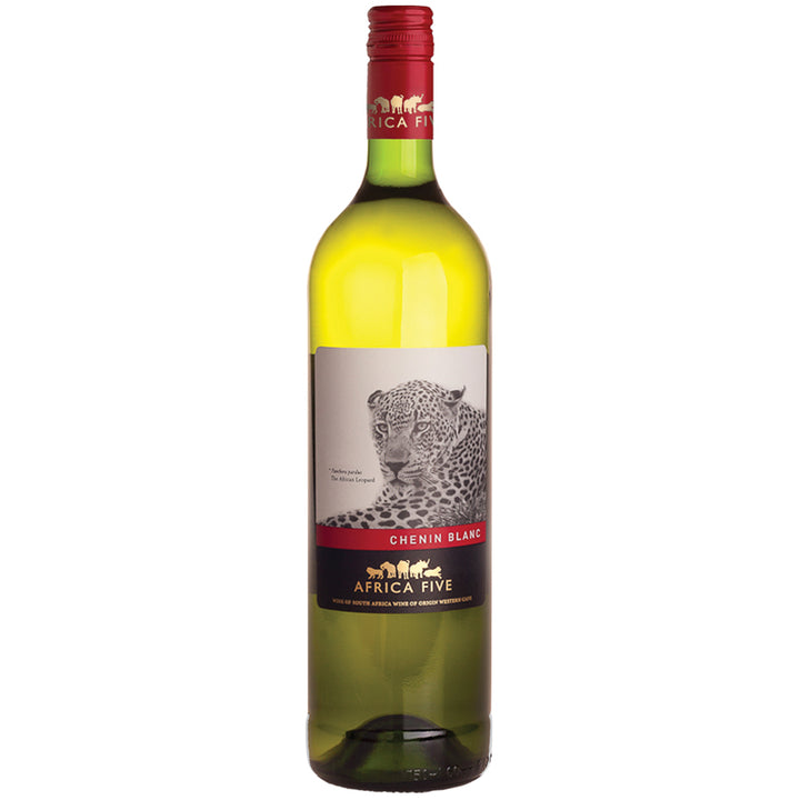 Stellenview Wine's Africa Five Chenin Blanc (2019) is a refreshingly easy to drink white wine with its crisp and inviting tropical fruit flavours. Is perfect when served with a starter, a fish dish and good company. It can also be enjoyed when chilled and served on its own.
