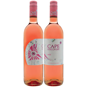 Cape Discovery Lifestyle Rosé 2019 - pricing per case of 6 x 750ml