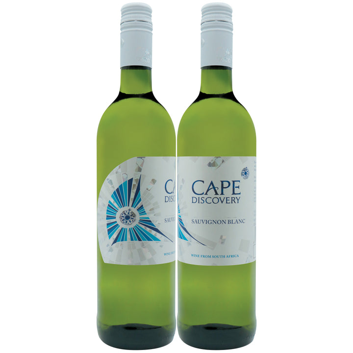 Cape Discovery Lifestyle Sauvignon Blanc 2019 - pricing per case of 6 x 750ml