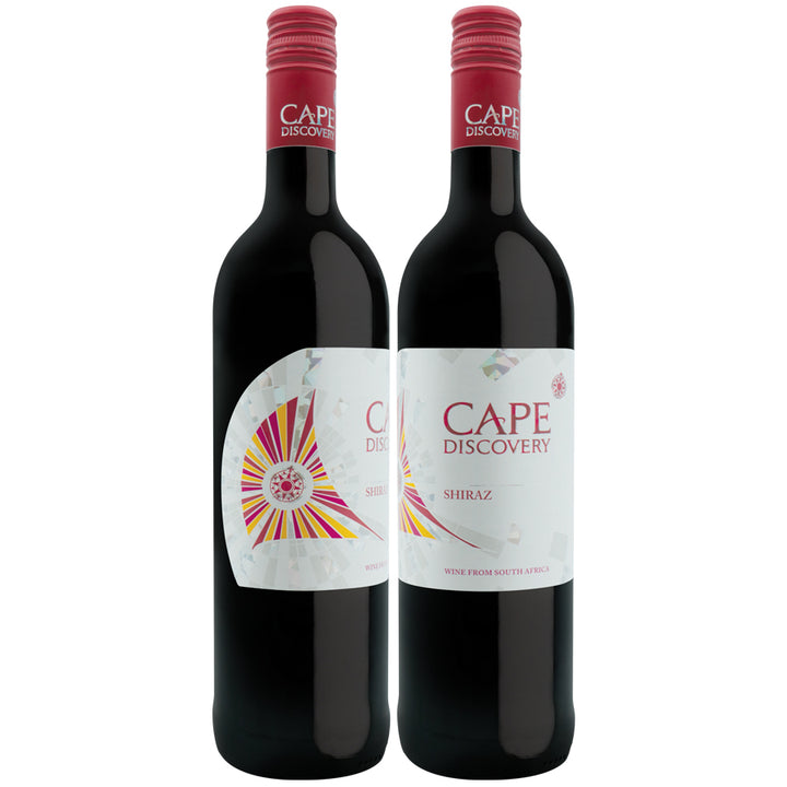 Cape Discovery Lifestyle Shiraz 2019 - pricing per case of 6 x 750ml