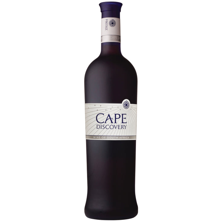 Cape Discovery Pinotage 2018 - pricing per case of 6 x 750ml