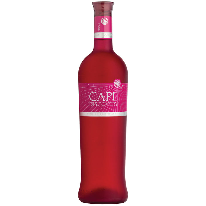 Cape Discovery Rosé 2018 - pricing per case of 6 x 750ml