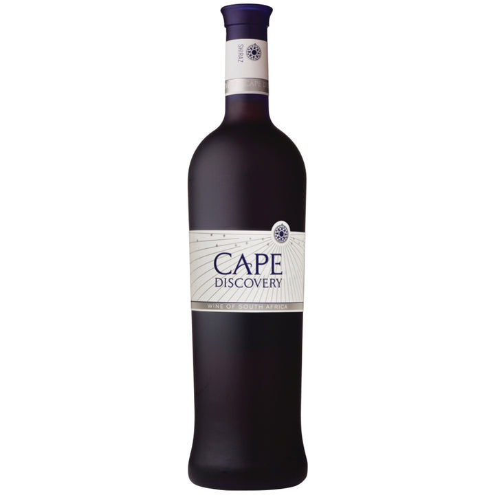 Cape Discovery Shiraz 2018 - pricing per case of 6 x 750ml