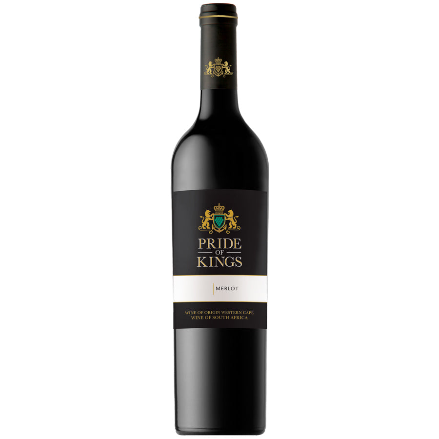 Pride of Kings Merlot - pricing per case of 6 x 750ml