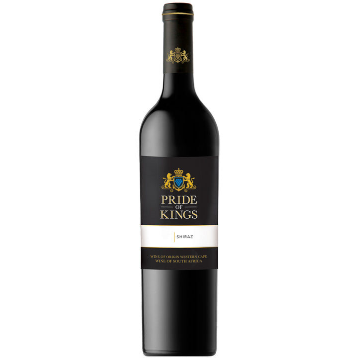Pride of Kings Shiraz - pricing per case of 6 x 750ml