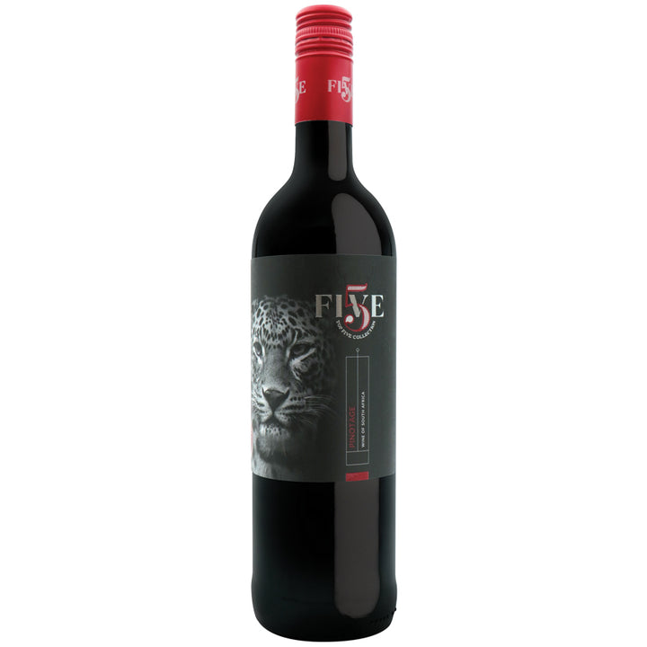 TOP FIVE Pinotage 2018 - pricing per case of 6 x 750ml