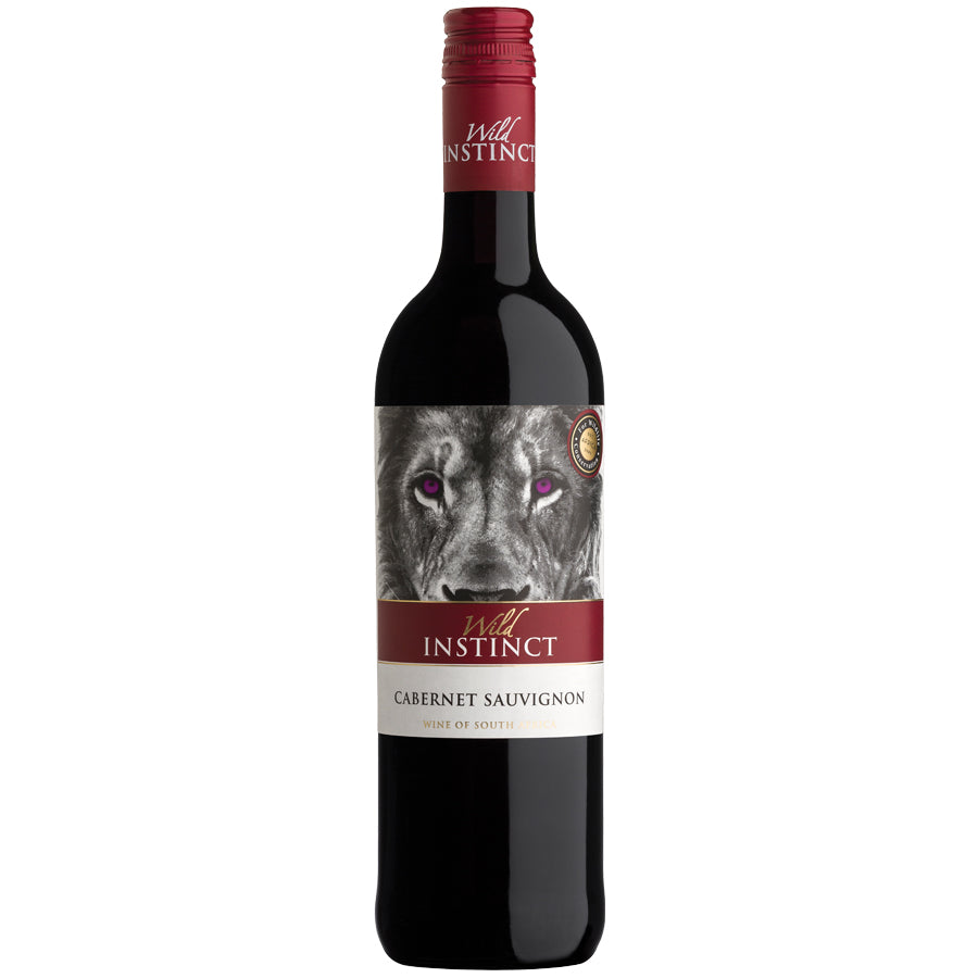 Wild Instinct Cabernet Sauvignon 2018 - pricing per case of 6 x 750ml