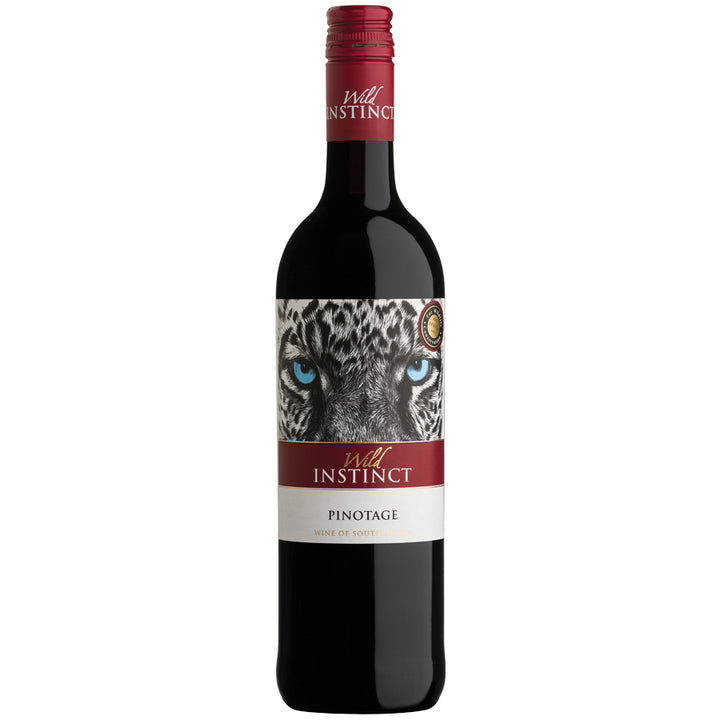 Wild Instinct Pinotage 2018 - pricing per case of 6 x 750ml