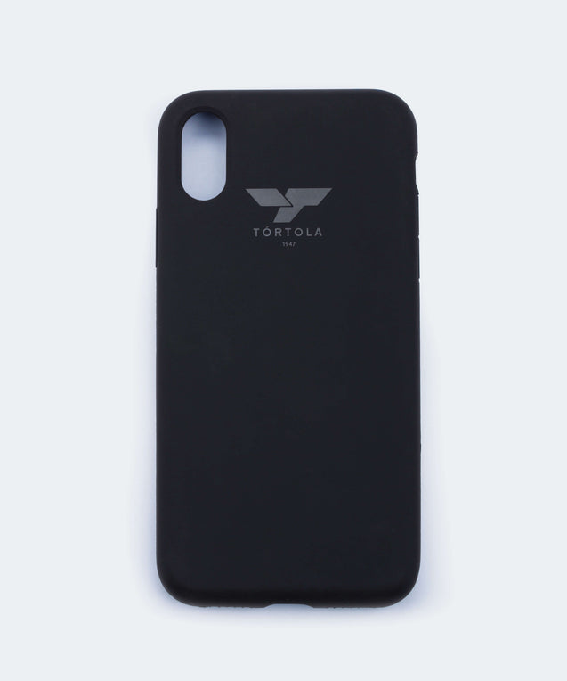 Funda Iphone X Tórtola Negra