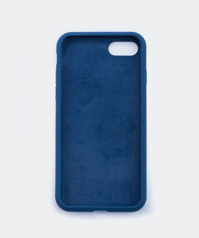 Funda Iphone 7 y 8 Tórtola Azul