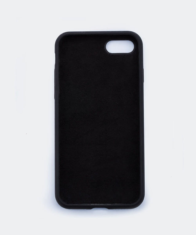 Funda Iphone 7 y 8 Tórtola Negra