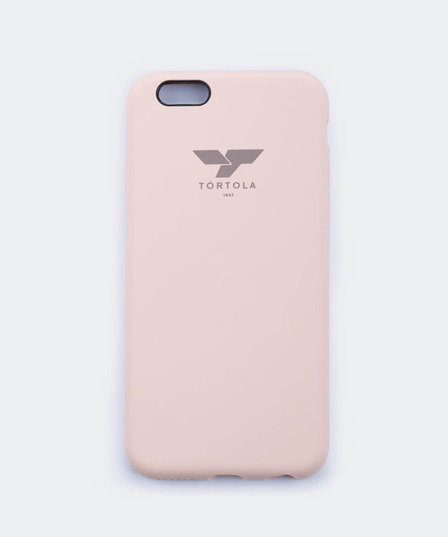 Funda Iphone 6 Tórtola Rosa Palo